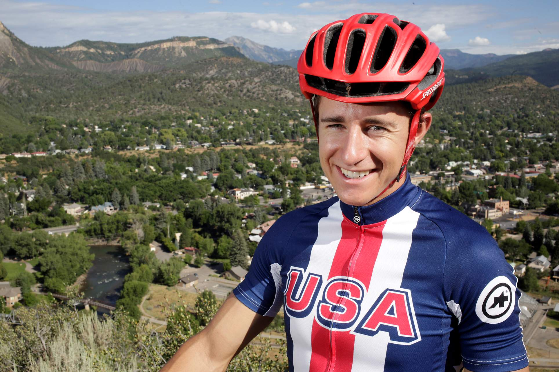 Durango Colorado Howard Grotts claims second short-track mountain bike national championships News 60x60 image